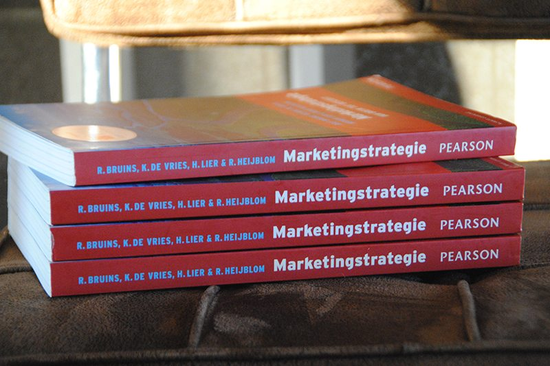 Auteur Marketingstrategie